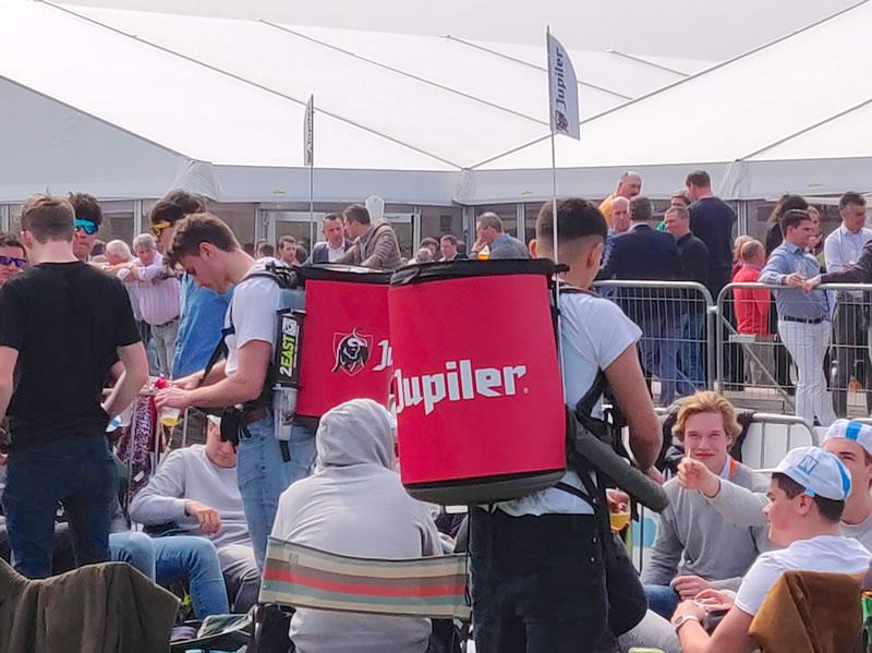 Jupiler close