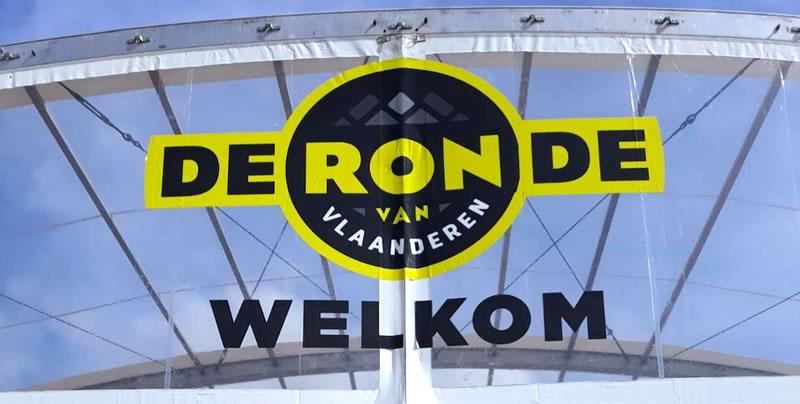 De ronde van Vlaanderen Welkom