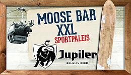 Moose Bar XXL at Sportpaleis logo